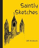 Saintly Sketches: Latter-day Saint Doodles