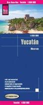 Reise Know-How Landkarte Yucatan