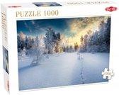 Winter puzzel - Legpuzzel - 1000 Stukjes