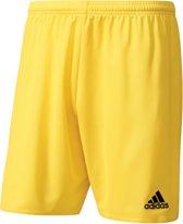 adidas Parma 16  Sportbroek - Maat M  - Mannen - geel