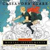 The Official Mortal Instruments Colouring Book