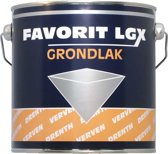 Drenth-Favorit LGX-Grondlak-Wit-2,5 liter