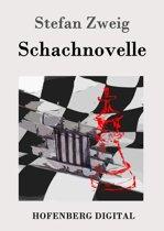 Boek cover Schachnovelle van Stefan Zweig (Onbekend)