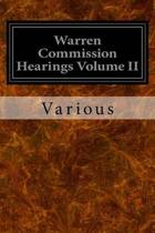 Warren Commission Hearings Volume II