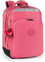 Kipling College - Laptop Rugzak - Carmine Pink Bl