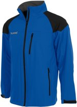 Hummel Authentic Soft Shell Jack - Jassen  - blauw kobalt - XXL