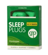 Get Plugged Sleep Plugs - 7 paar - Oordoppen