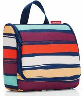 Reisenthel Toiletbag Toilettas 3L - Artist Stripes