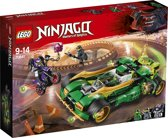 Afbeelding van LEGO NINJAGO Ninja Nachtracer - 70641 speelgoed