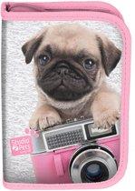 Studio Pets Love Pugs - Gevuld Etui - 22 stuks - Multi
