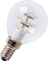 Bailey Pearl LED kogel 1.1W E14 24-leds 2100K