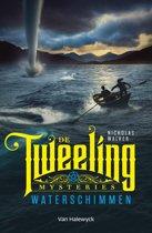 De tweeling mysteries - Waterschimmen