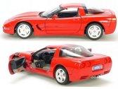 Chevrolet Corvette 1997 -1:18 - Bburago