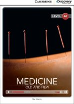 Cambridge Discovery Readers A2: Medicine: Old and New book + online access