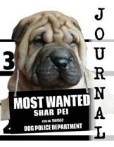 Most Wanted Shar Pei Journal
