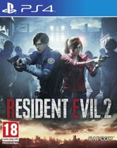 Cover van de game Resident Evil 2 Remake - PS4