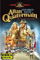 Allan Quatermain And The Lost City Of Gold (dvd)