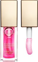 Clarins Eclat Minute Huile Confort Lèvres Lipgloss 7 ml - 04 - Candy