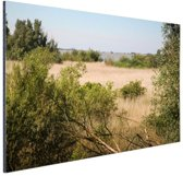 Natuur in Europa Aluminium 60x40 cm - Foto print op Aluminium (metaal wanddecoratie)