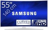 Samsung UE55JU6510 - Led-tv - curved - Ultra HD - Smart tv
