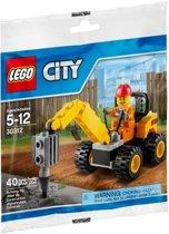 LEGO City 30312 Sloopboormachine (Polybag)