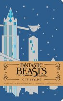 Fantastic Beasts and Where to Find Them -  Ruled Notitieboek- City Skyline - Hardcover