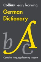 Easy Learning German Dictionary (Collins Easy Learning German)