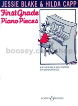 First Grade Piano Pieces