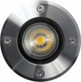 Grondspot LED Rond GU10