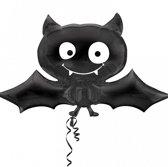 Vleermuis ballon - Feestdecoratievoorwerp