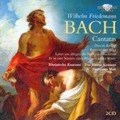 W.F. Bach: Cantatas