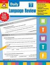 Daily Language Review, Grade 7 Te