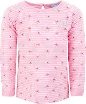 Lief! Lifestyle Meisjes shirt y/d stripe - Maat 56