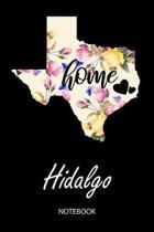 Home - Hidalgo - Notebook