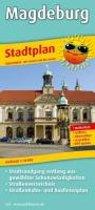 Magdeburg Stadtplan 1 : 16 000