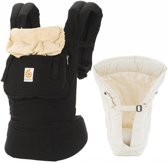 Ergobaby Bundle of Joy (Original Collection) - Geboortepakket, Draagzak - Black Camel