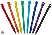 Proclaims DS Stylus pen 10 stuks mix kleuren.
