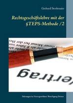 Rechtsgeschaftslehre Mit Der Teps-Methode/2