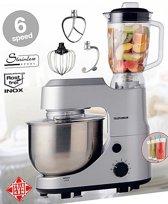 Telefunken Multi Chef XL - Keukenmachine - Rood