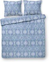 Papillon Trix - dekbedovertrek - eenpersoons - 140 x 200/220 - Blauw