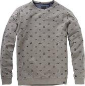 Twinlife Men - Sweater met print