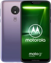Motorola Moto G7 Power - 64GB - Iced Violet (paars)