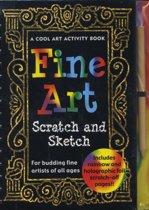 Scratch and Sketch Fine Art