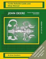 John Deere Tractor 4435/Combine 8700 6404t Ar54575