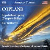 Appalachian Spring (Complete Ballet)
