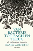 Omslag van 'Van bacterie naar Bach en terug'