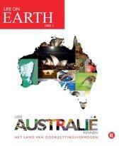 Life on Earth deel 5: Leer AUSTRALIE kennen - Het land van doorzettingsvermogen / Documentaire