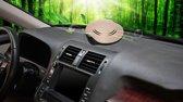 Schone en frisse lucht Autio SK - 128 Elektrische Humidifier -  Formaldehyde Purifier - Pre-filter, HEPA-filter, koolstoffilter - Auto  of Thuis -Zwart