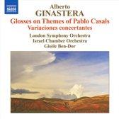 Ginastera: Glosses On Themes