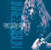 Can'T Slow Down - Live At The